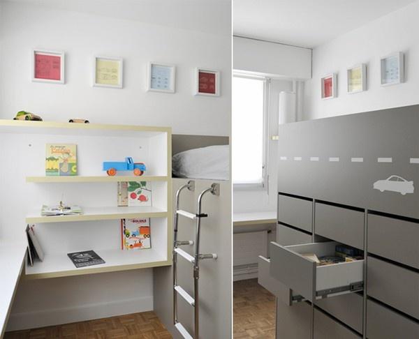 Clean Kids rooms