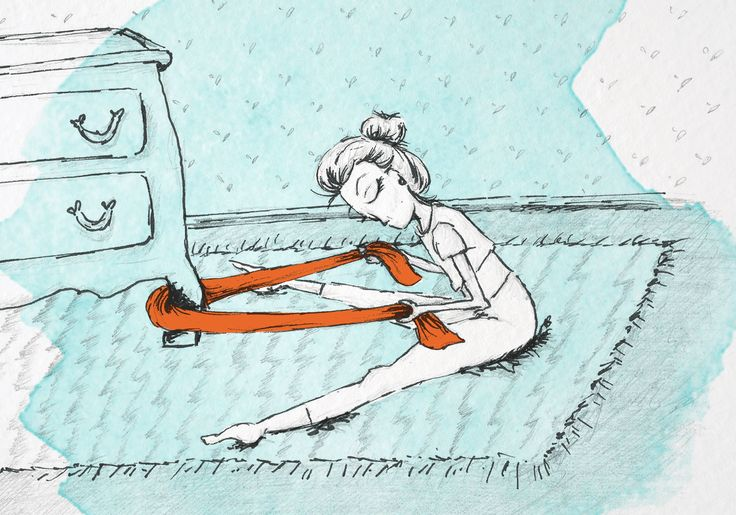 Cinco ejercicios para hacer en casa que te ayudarán a estirar la columna