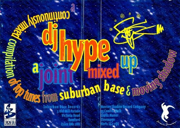 DJ Hype - A Mixed Up Joint (Cassette) at Discogs