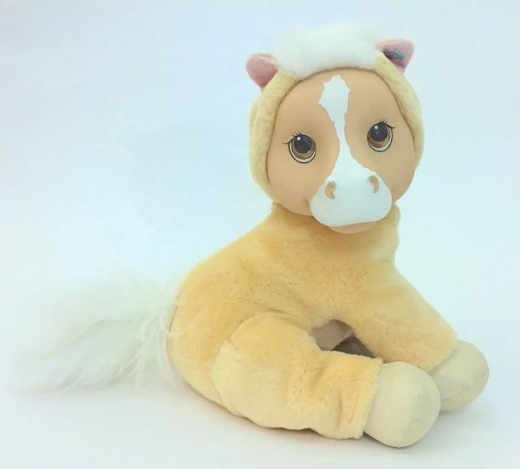 Up for sale is a 1994 Hasbro Pony Surprise Plush horse with one pony. They have been washed and are clean with no stains, tears, or odors. | eBay!