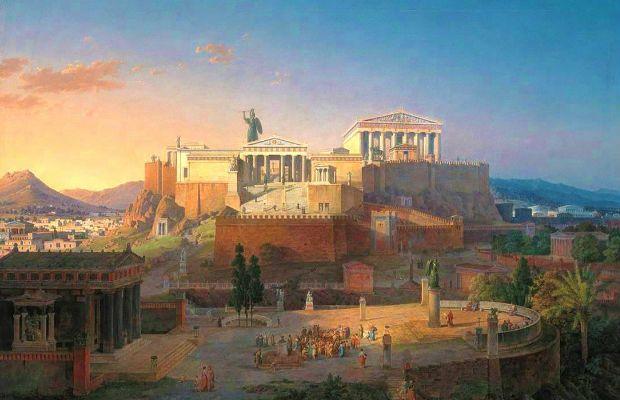 Antik Yunan Hakkında Başlangıç Olarak Bilmeniz Gereken 18 Enteresan Bilgi