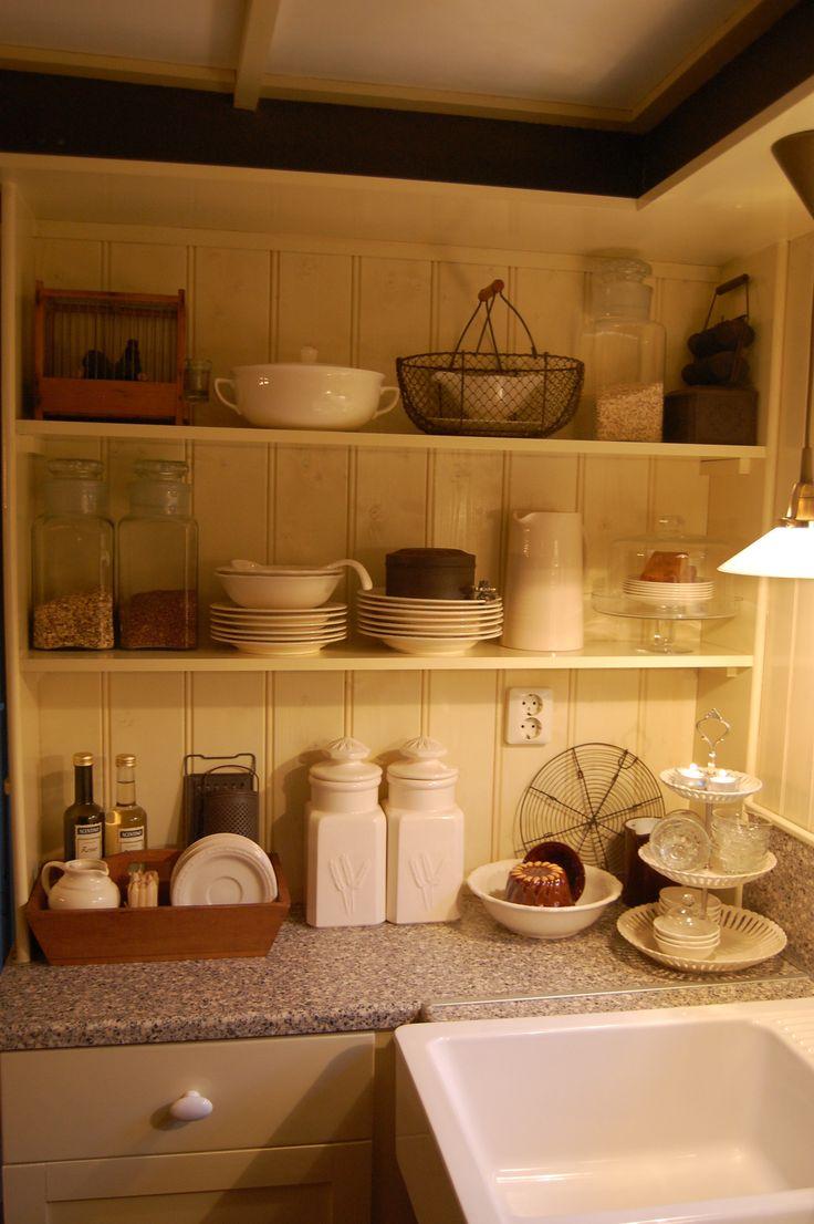 77 beste afbeeldingen over tina 39 s brocante 1848 home op pinterest kerst brocante en ramen - Open keuken op verblijf ...
