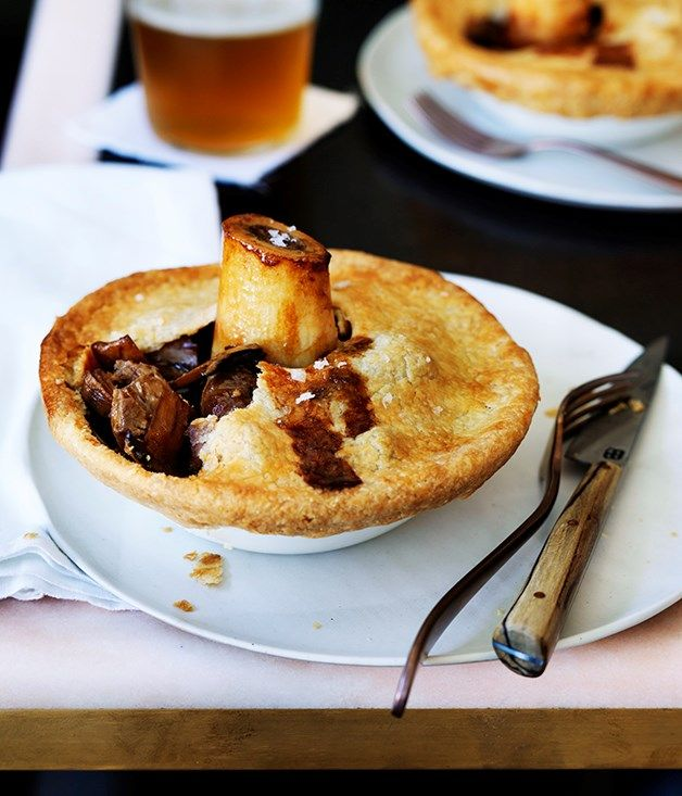 Osso buco pies :: Gourmet Traveller