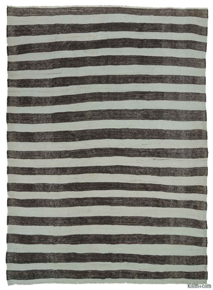 and think rugs black grey online striped therugshopuk buy white matrix detail rug by