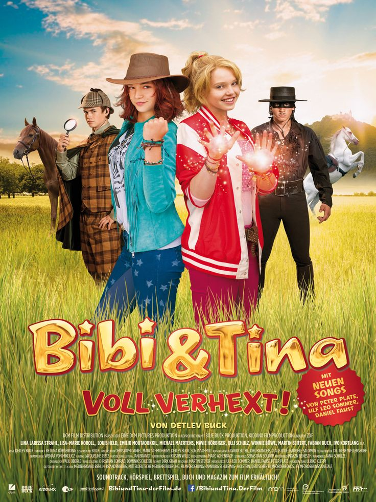 Bibi U0026 Tina 2   Voll Verhext, Ein Film Von Detlev Buck Mit Lina Larissa