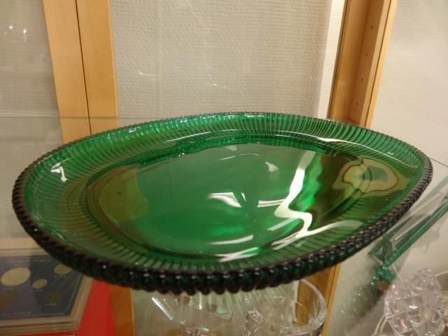 1 st grönt fat reffla av arthur percy gullaskruf på Tradera.com -