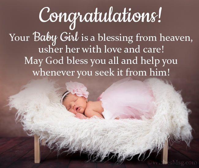 Pin By Nathalie On Life Is A Blessing From God Baby Girl Quotes Welcome Baby Girl Quotes Baby Girl Wishes