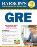 Best GRE Book #6: New GRE, 20th edition