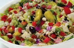 Maggiano's Restaurant : Chopped Antipasti Salad