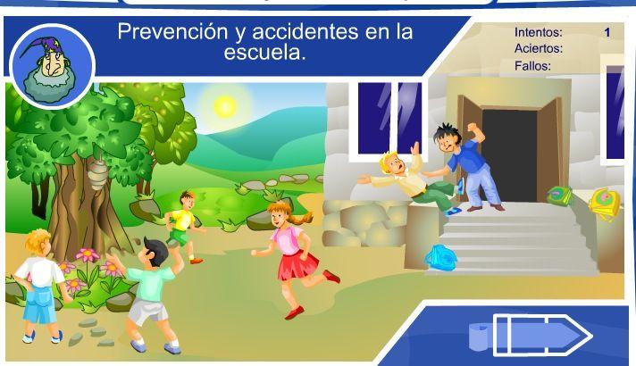 Resultado de imagen de primeros auxilios  en la escuela
