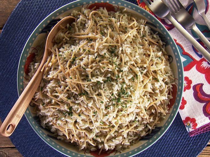 San Francisco Pilaf Recipe : Food Network