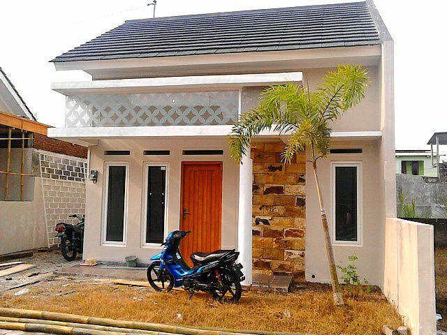 Rumah Baru Dijual Murah Dalam Perumahan Cluster di Nogotirto Dalam Ringroad Yogyakarta