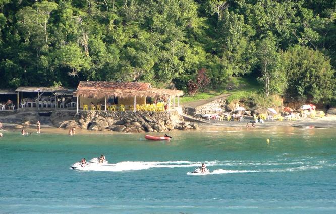 Ilha da cocanha, Caraguatatuba, Brazil