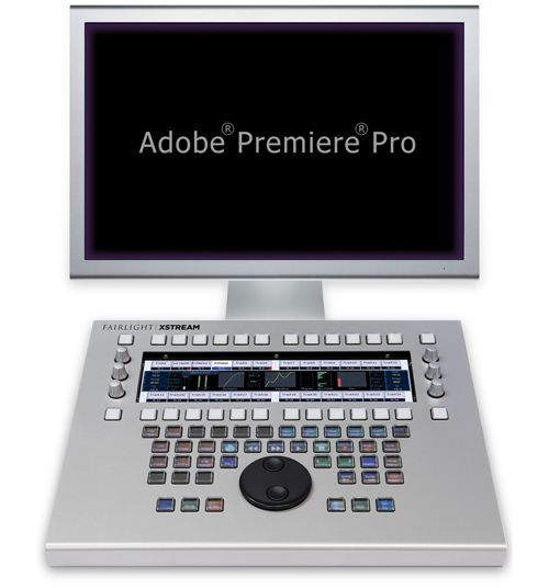 Fairlight is proud to announce the partnership with Adobe, through its Technology Partner Program. This collaboration enables the development of tactile hardware control surfaces for Adobe Premiere Pro and Adobe Anywhere.