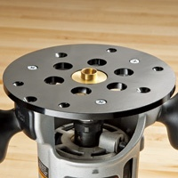 Guide Bushing Router Plate