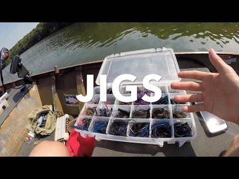 Quick Jig Fishing Tips and Tricks and a Couple Bass! Day 11 of the 30 Day Fishing Challenge! - (More info on: http://1-W-W.COM/fishing/quick-jig-fishing-tips-and-tricks-and-a-couple-bass-day-11-of-the-30-day-fishing-challenge/)