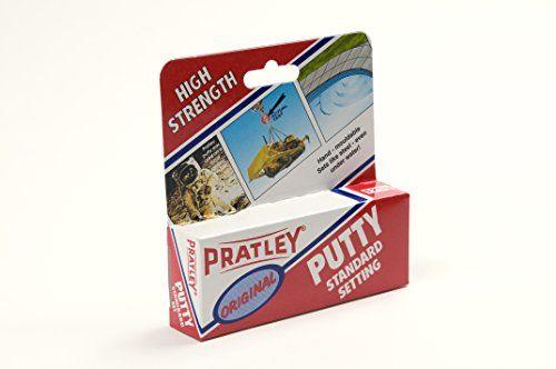 From 10.00:1 X Pratley Original Waterproof Adhesive Epoxy Putty 125g 80211 New