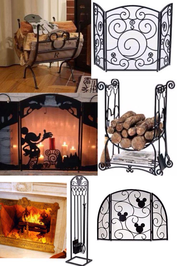 Disney Fireplace sets