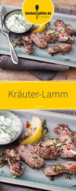 Das aromatische Kräuter-Lamm wir auf dem heißen Stein des Raclettes zubereitet und schmeckt einfach köstlich!