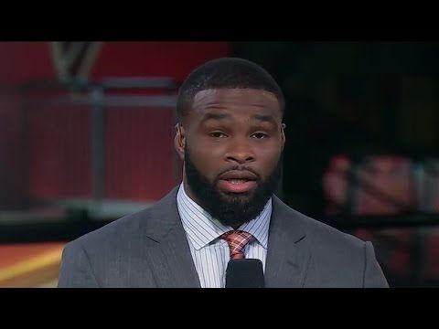 Tyron Woodley says he isn't scared to fight Nick Diaz | UFC ON FOX - YouTube