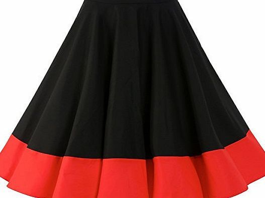 Lindy Bop Ohlson Black Red Circle Skirt (Size 14) No description (Barcode EAN = 5055934893261). http://www.comparestoreprices.co.uk/december-2016-week-1/lindy-bop-ohlson-black-red-circle-skirt-size-14-.asp