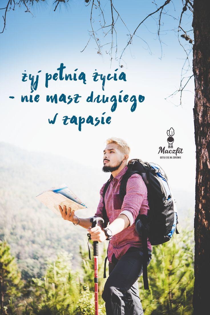 Dokładnie! #cytat #maczfit #motywacja #inspiracja #quote #motivation #health #active #lifestyle #twoje #życie #twój #wybór #happiness #szczęście #spełnienie #radość #man