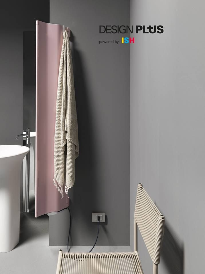 Yet another recognition for ORIGAMI!  Our plug&play radiator designed by Alberto Meda has just won the DESIGN PLUS AWARD powered by ISH, conferred by the German Design Council to products distinguished by sustainability, innovative design and energy-efficient technology.  Origami and all the winner products will be displayed during the ISH in Frankfurt, 14-18 March 2017, in a dedicated exhibition area inside Pavilion 4.2.  #Tubesradiatori #Award