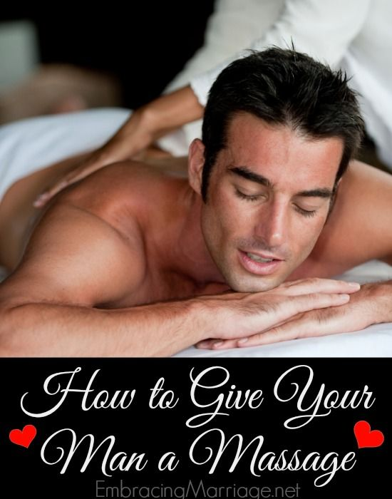 There aren't many things that are indulgent and good for you but a massage is one of them!  A good massage will help you relax and release tension.  Plus, new studies have shown that it can help boost your immune system and help regulate high blood pressure! Why not give your spouse the gift of