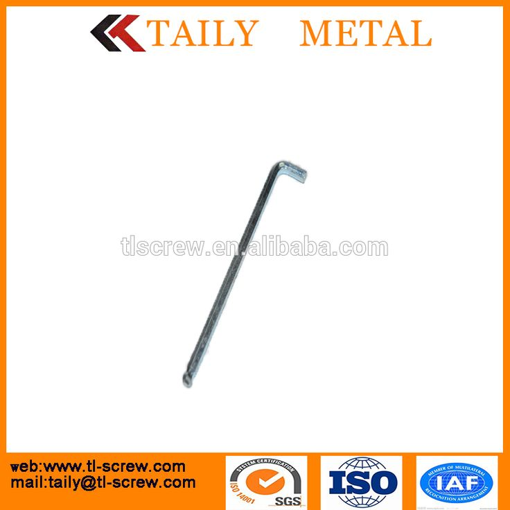 Professional supplier Flat end Hex key / Allen key / Hex key wrench