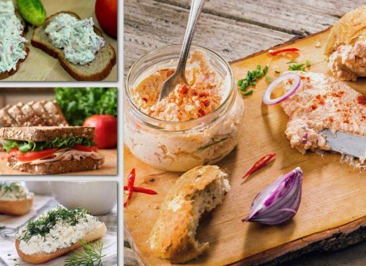 10 tipp pikáns szendvicskrémek készítéséhez   Sokszínű vidék