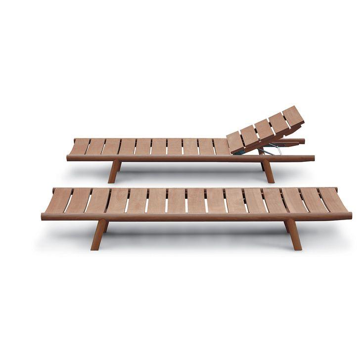 17 meilleures id es propos de chaise longue jardin sur for Chaise longue en bois de jardin