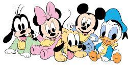 Disney Babies Together