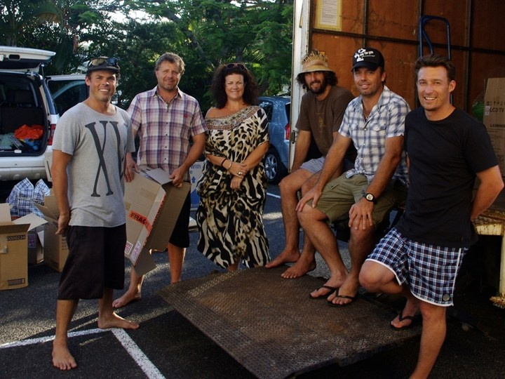 Owned and operated by Byron Bay locals, Common Ground is a website full of inspirational short stories, that explore and highlight the passion of people living within our community, supported by great photo's and video clips.