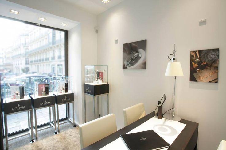 Boutique / Shop designed by Pozzo di Borgo Styling.