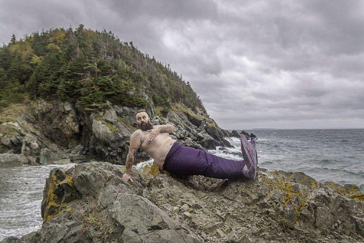 #Newfoundland calendar of burly mermaid men raises $300000 for mental health - Toronto Star: Toronto Star Newfoundland calendar of burly…