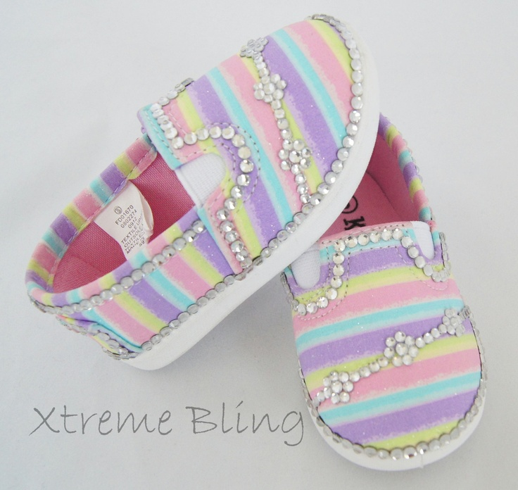 White Cheerleading Shoes For Toddlers