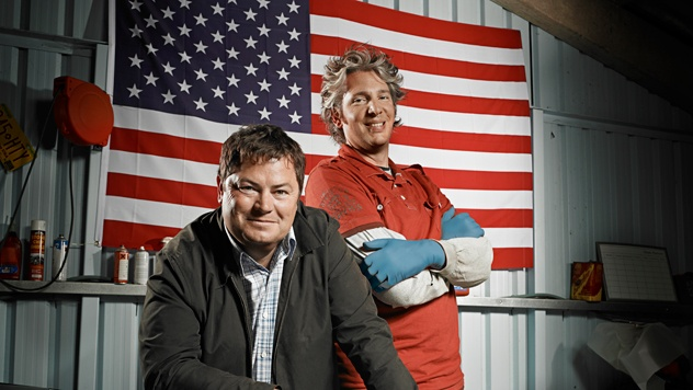 Wheeler Dealers - We like this show!