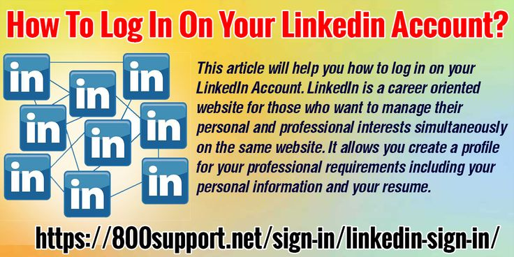 If youu0027re looking for the ways on how to Sign in on LinkedIn - create resume from linkedin