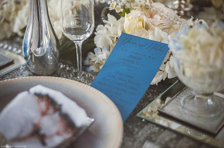 Европейские свадьбы | Свадьбы в голубом цвете | 143 Фото идеи