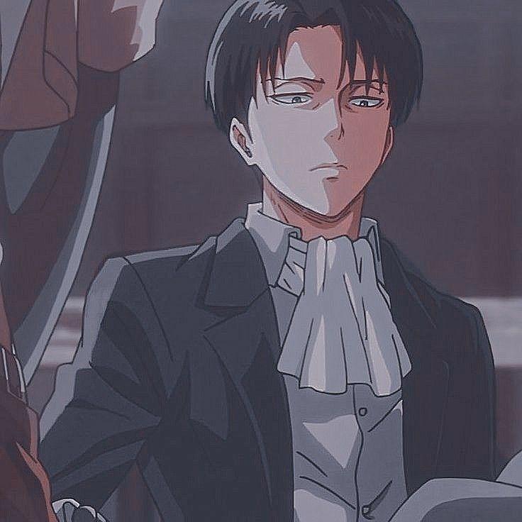 Levi Ackerman Aesthetic Icon Anime Attack On Titan Levi