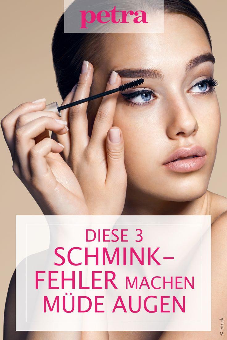 Pin auf Make-Up