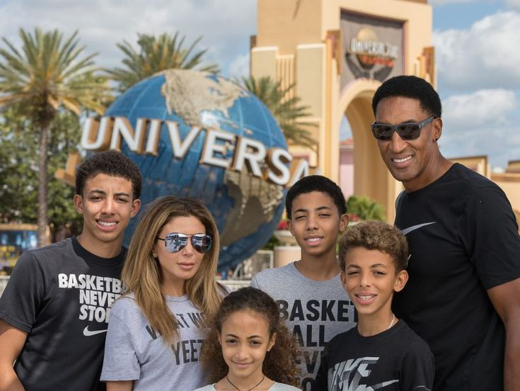 Bye Future: Larsa And Scottie Pippen Take Their Kids On Orlando Vacation Glad to see this family outchea flourishing. Former professional basketball player Scottie Pippen and wife Larsa Pippen, The…