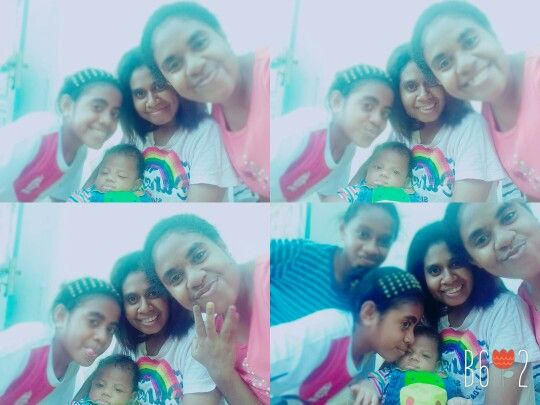 And again With My Family