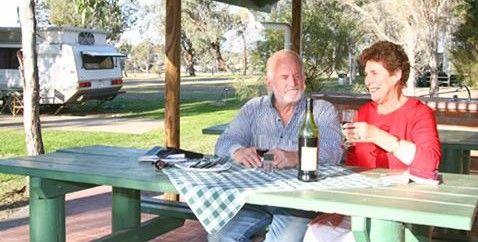 Kahler's Oasis Caravan Park, Warwick, Queensland. #kahlersoasis #warwick