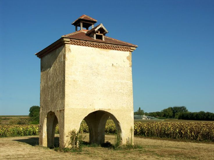 Pigeonnier à Mirande (Gers)