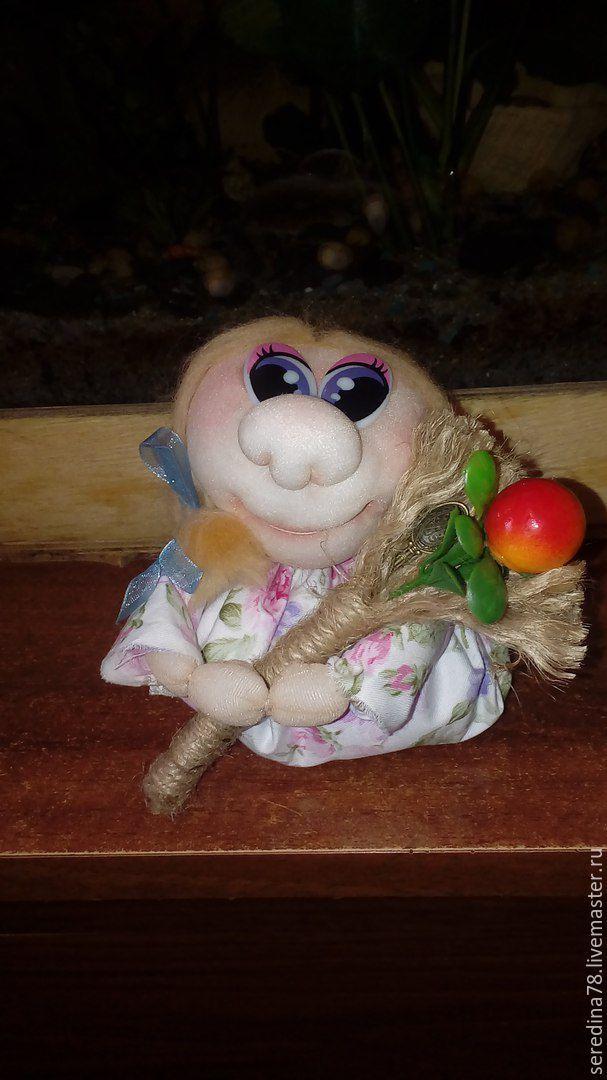 """Купить Кукла именная """"Благополучница"""" - розовый, на счастье, радость, подарок, кукла ручной работы, благополучница"""