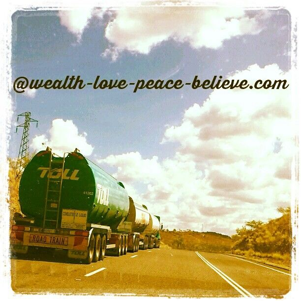 Sharing the road with the Big Boys: Mt Isa.  #MtIsa #roadtrip #motherdaughtertrip #qldroads