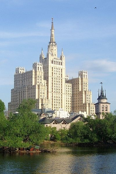 Seven Sisters (Moscow) there I want to go with my  sisters