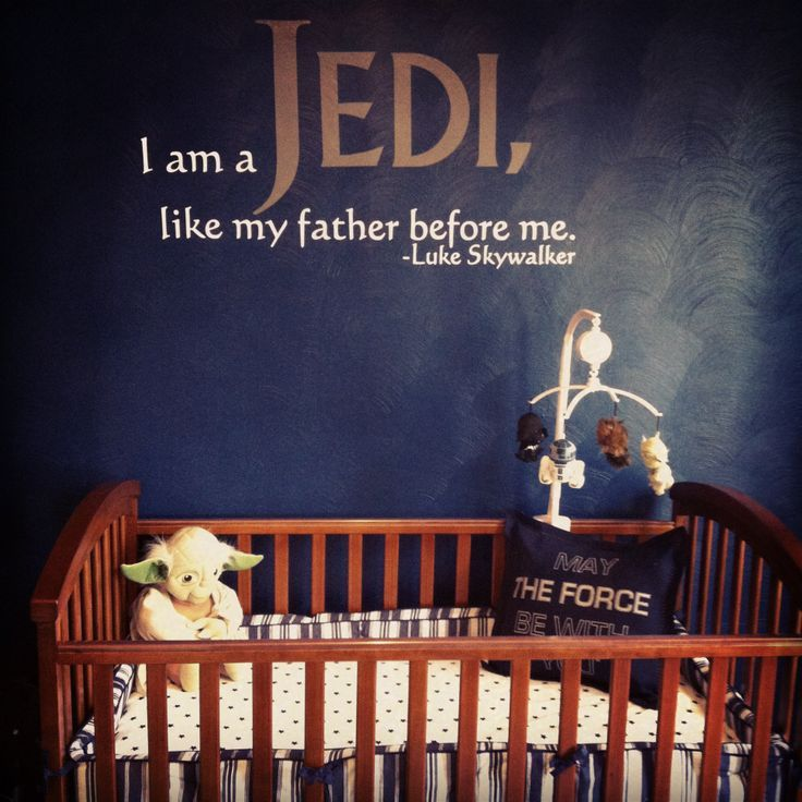 Star Wars Nursery on Pinterest