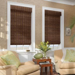 Natural Blinds from The Shade Store